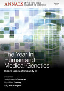 The Year in Human and Medical Genetics Book