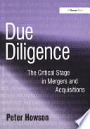 Due Diligence Book PDF