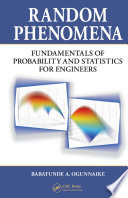 Random Phenomena Book