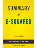 E Squared  by Pam Grout   Summary   Analysis