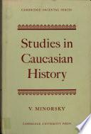 Studies in Caucasian History