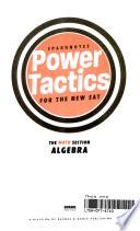 SAT Math: Algebra (SparkNotes Power Tactics)