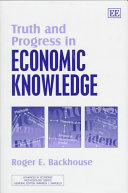 Truth And Progress In Economic Knowledge