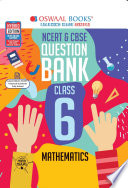 Oswaal NCERT & CBSE Question Bank Class 6 Mathematics (For March 2021 Exam)