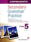 Secondary Grammar Practice Form 5 Google Books