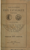 The Standard Coin Catalogue  copper  Illustrated