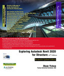 Exploring Autodesk Revit 2020 for Structure  10th Edition