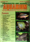 Freshwater and Marine Aquarium