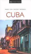 Cuba - DK Eyewitness Travel Guide by Irina Bajini