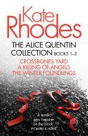 The Alice Quentin Collection 1-3 Pdf/ePub eBook