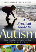 A Practical Guide to Autism Pdf/ePub eBook