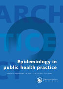 Epidemiology in Public Health Practice