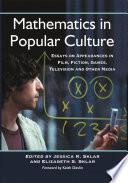 Mathematics in Popular Culture Book