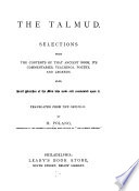 The Talmud Book