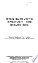 Human Health and the Environment