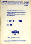 Archives Internationales de Photogrammetrie Et de Teledetection