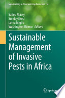 Sustainable Management of Invasive Pests in Africa