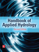 Handbook of Applied Hydrology, Second Edition