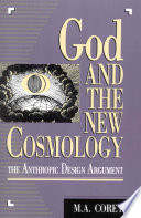 God And The New Cosmology Book