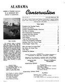 Alabama Conservation