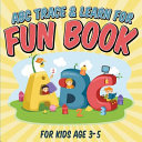 ABC Trace & Learn For Fun Book