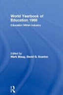 World Yearbook Of Education 1968