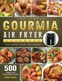 The Simple Gourmia Air Fryer Cookbook