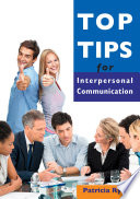 Top Tips for Interpersonal Communication Book