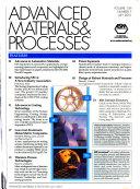 Advanced Materials   Processes