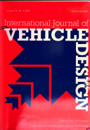 International Journal of Vehicle Design Book
