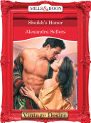 Sheikh s Honor  Mills   Boon Desire   Desert Sons  Book 5