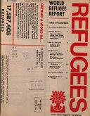 World Refugee Report