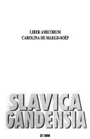 Slavica Gandensia