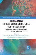 Comparative Perspectives on Refugee Youth Education Pdf/ePub eBook