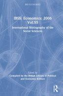 IBSS  Economics  2006 Vol  55