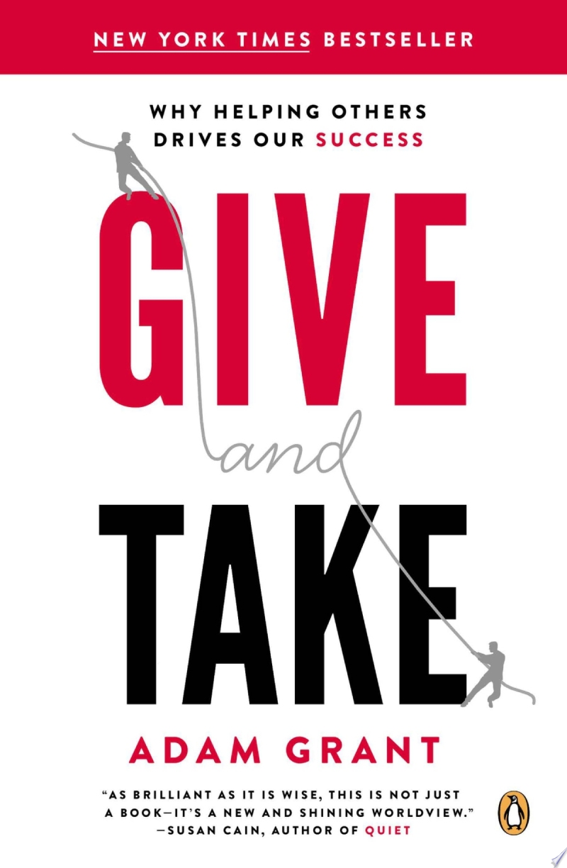 Give and Take image