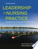 Leadership In Nursing Practice Book PDF