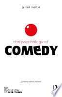 The Psychology of Comedy Book