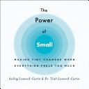 The Power of Small Book PDF