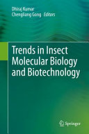 Trends in Insect Molecular Biology and Biotechnology Book