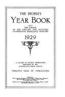 The People s Year Book