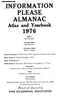 Information Please Almanac  Atlas and Yearbook