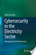 Cybersecurity In The Electricity Sector Book PDF