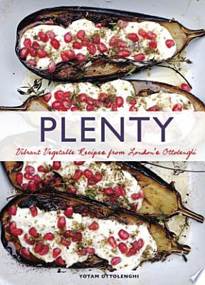 Book cover of 'Plenty' by Yotam Ottolenghi