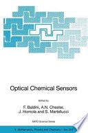Optical Chemical Sensors Book PDF