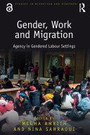 Gender, Work and Migration Pdf/ePub eBook