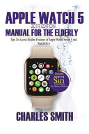Apple Watch Series 5 User's Guide For Seniors [Pdf/ePub] eBook