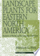 Landscape Plants for Eastern North America Book