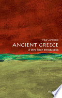 Ancient Greece  A Very Short Introduction