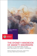 The Sydney Handbook of Anxiety Disorders